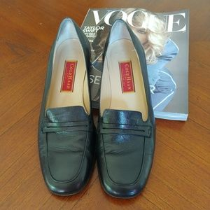 Cole Haan black loafers 9C